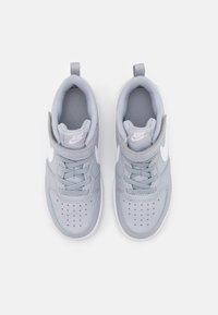 Nike Sportswear - COURT BOROUGH  - Sneakers laag - wolf grey/white - 3