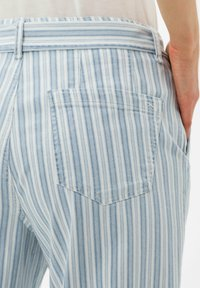 BRAX - STYLE MAINE  - Trousers - used light blue - 4