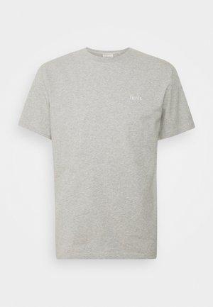 AIR - T-shirt basic - light grey melange