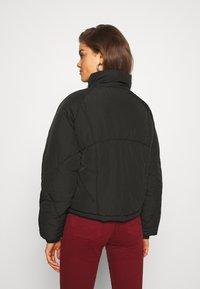 Topshop - LORCAN - Winter jacket - black - 2