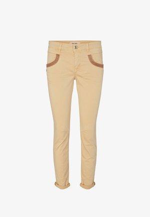 Trousers - cuban sand