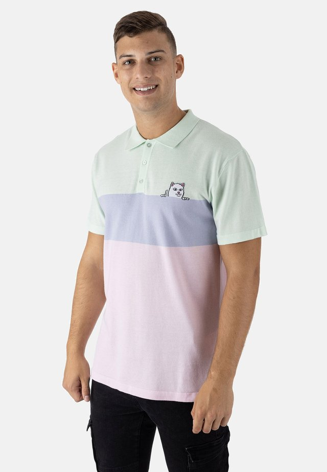 Polo shirt - multi