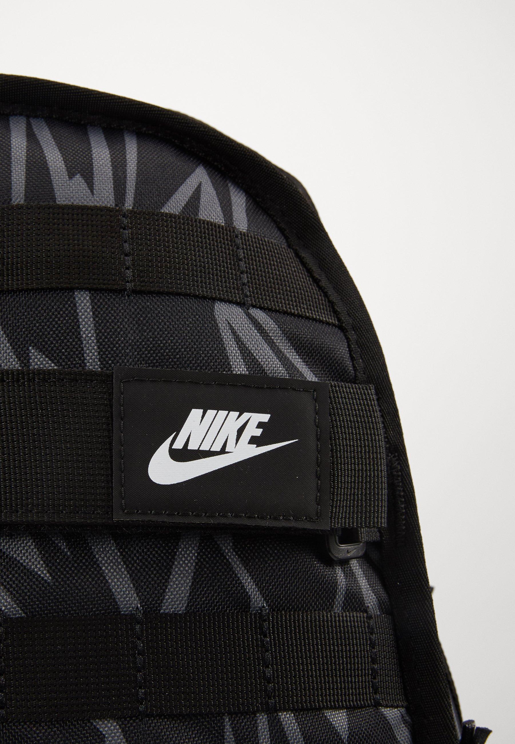Nike Sportswear Tagesrucksack - black/white/schwarz - Herrentaschen tgv0q