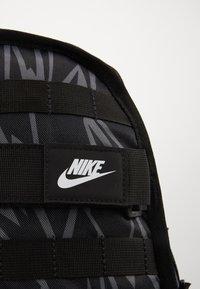 Nike Sportswear - Batoh - black/white - 6