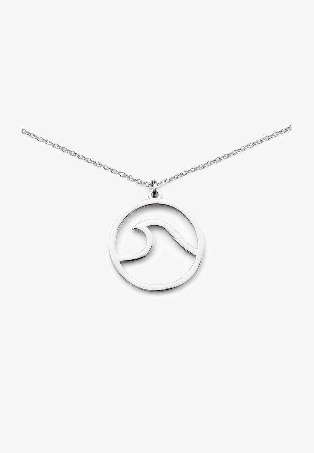 MONTIS  - Ketting - silver-colored polished