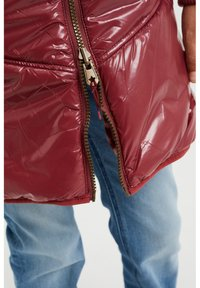 WE Fashion - Winter coat - old rose - 3