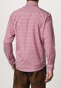 Stockerpoint - RUFUS - Shirt - dunkelrot - 3