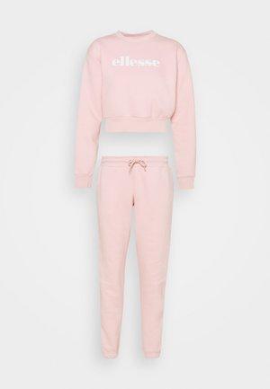 MARU SET - Verryttelypuku - light pink