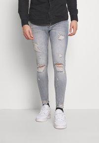 Gym King - Jeans Skinny - light blue denim - 0