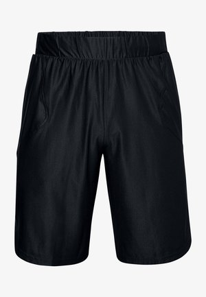 CURRY ELEVATED SHORT - Korte sportsbukser - black