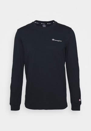 LEGACY LONG SLEEVE CREWNECK - Langærmede T-shirts - navy