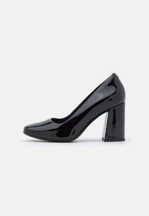 SHEER COURT - Klasiski papēži - black