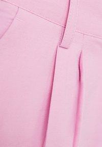 Bershka - MIT WEITEM BEIN - Bukser - pink - 5