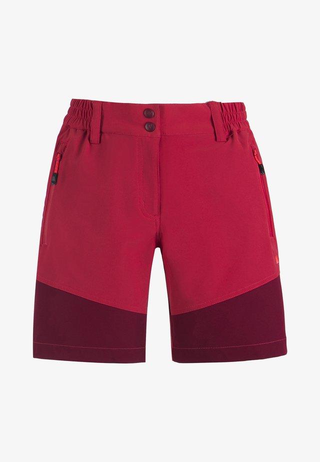 Sports shorts -  cardinal