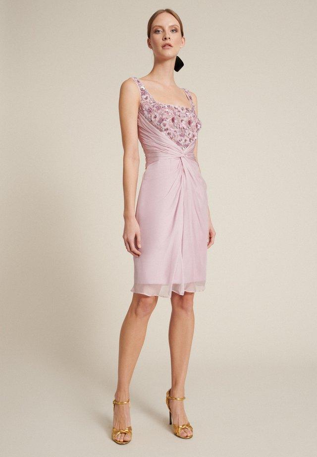 PORDENONE - Cocktailklänning - rosa capri/rosa capri
