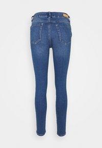 TOM TAILOR DENIM - NELA - Jeans Skinny Fit - used mid stone blue - 1