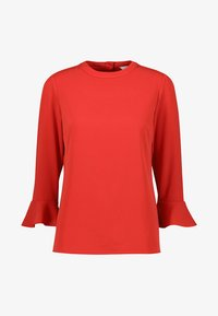 Next - HIGH NECK FLUTE SLEEVE - Blouse - red - 3