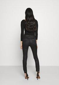 Morgan - PALINA - Jeans Skinny Fit - noir - 2