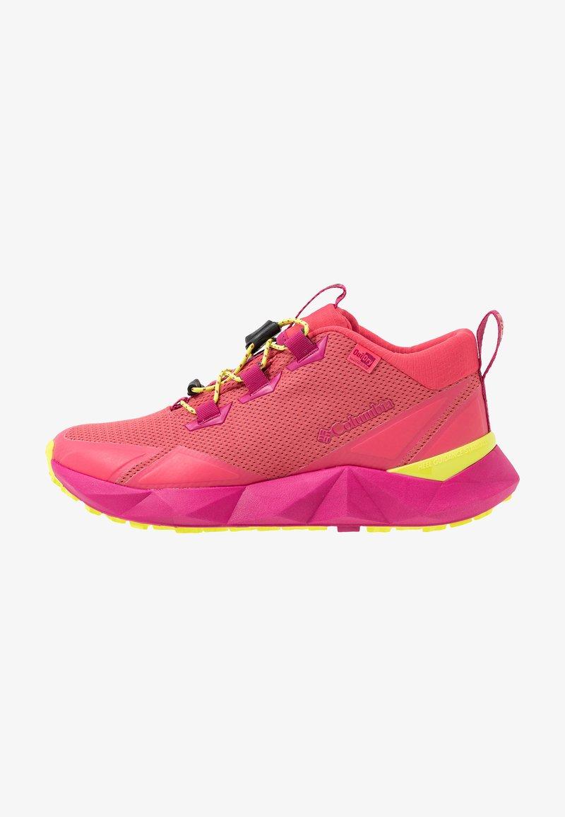 Columbia - FACET30 OUTDRY - Outdoorschoenen - rouge pink/voltage