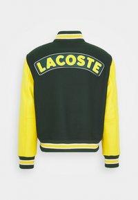 Lacoste LIVE - Bomber Jacket - dark green - 1