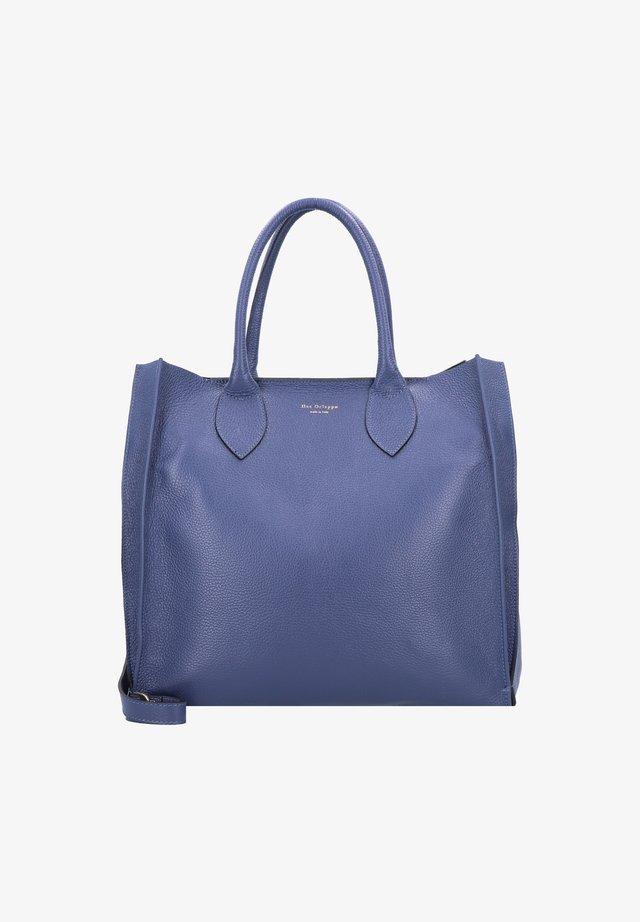 Shopper - blue