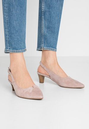 ISA - Classic heels - mauve