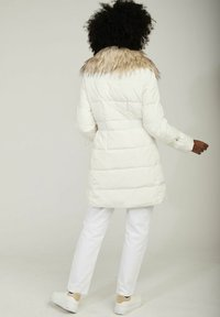 NAF NAF - Down coat - white - 3