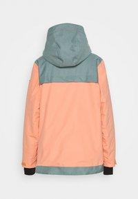 Brunotti - REY WOMEN SNOWJACKET - Snowboard jacket - desert flower - 7