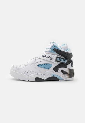 ROGUE - High-top trainers - white/shadow/dream blue og