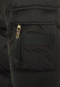 Glorious Gangsta - MAVIS  - Zimní kabát - black - 5