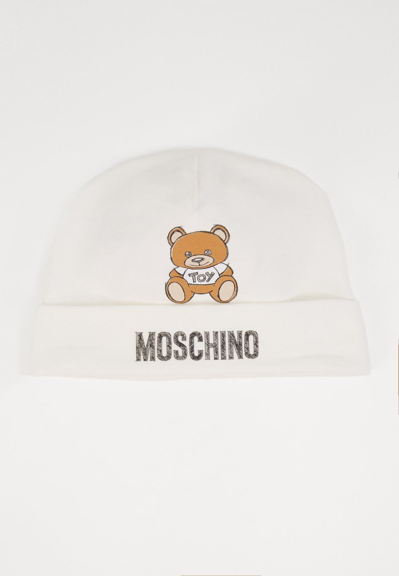 MOSCHINO - HAT UNISEX - Čepice - cloud