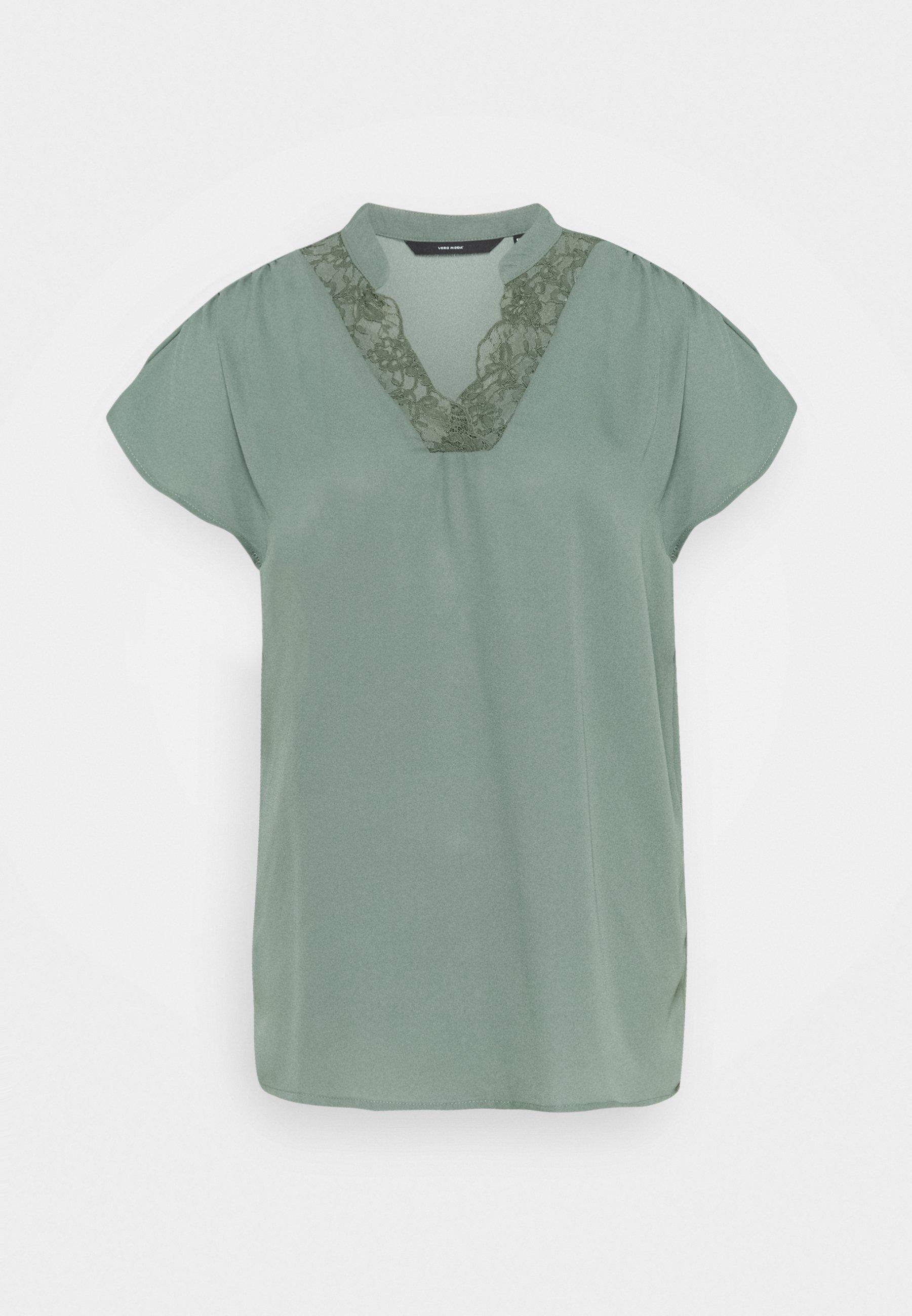 Women VMMAPLE - Print T-shirt