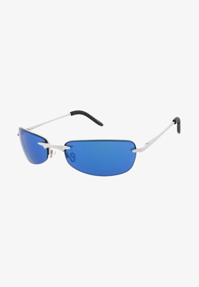 FLEMMING - Sunglasses - silver-coloured