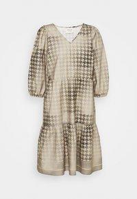 CECILIE copenhagen - RUBY SHORT DRESS - Denní šaty - frost grey - 4