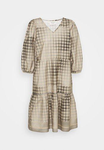 RUBY SHORT DRESS - Day dress - frost grey
