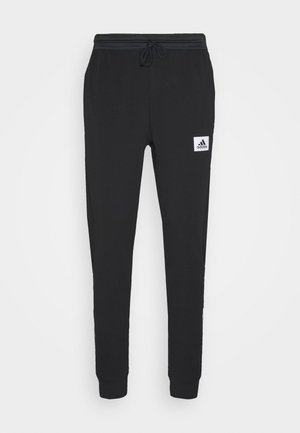 AEROREADY TRAINING SPORTS PANTS - Verryttelyhousut - black/white