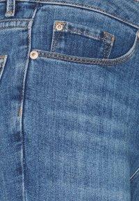 Opus - ELMA MID BLUE - Jeans Skinny Fit - tinted blue - 2