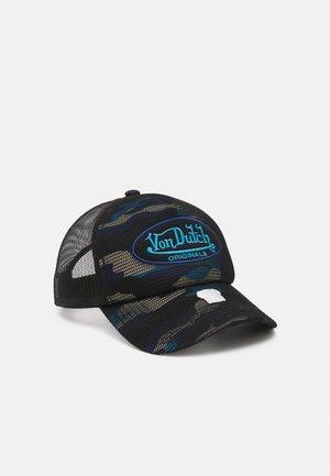 TRUCKER UNISEX - Cap - blue/black