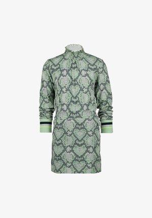 PERONA - Jersey dress - old mint