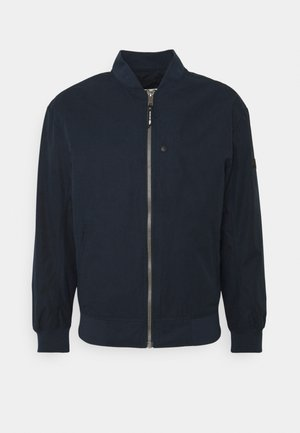 CLEAN  - Bomber Jacket - sky captain blue