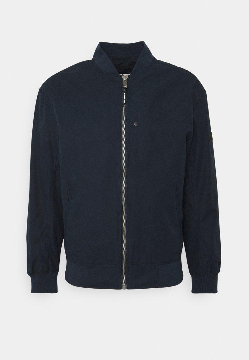 TOM TAILOR DENIM - CLEAN  - Bomber Jacket - sky captain blue