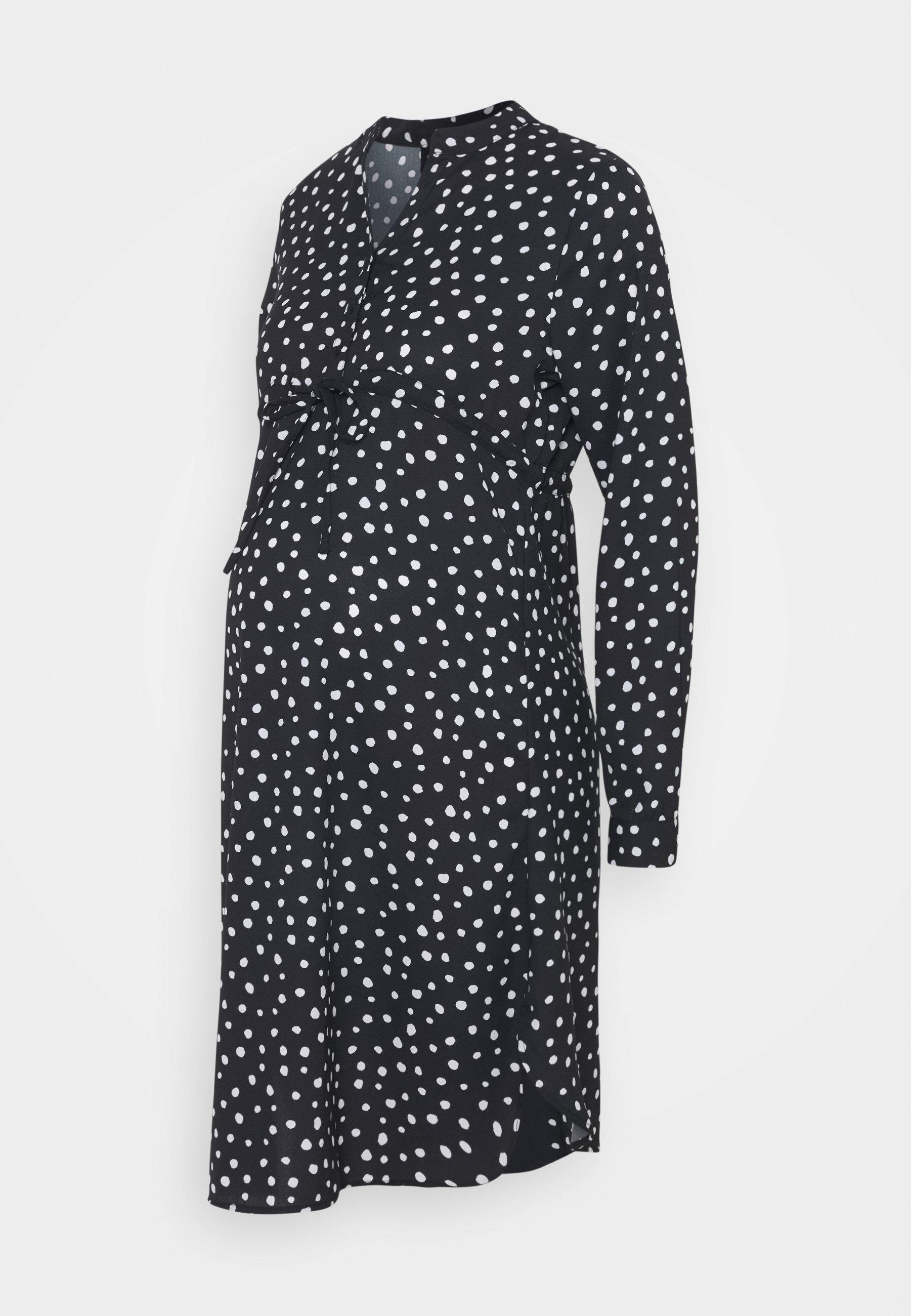 Damen OLMCORY V-NECK TUNIC - Blusenkleid