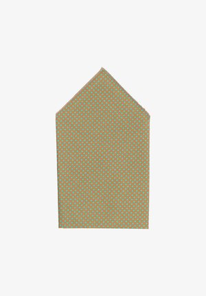 QUATTROMILE - Pocket square - gold