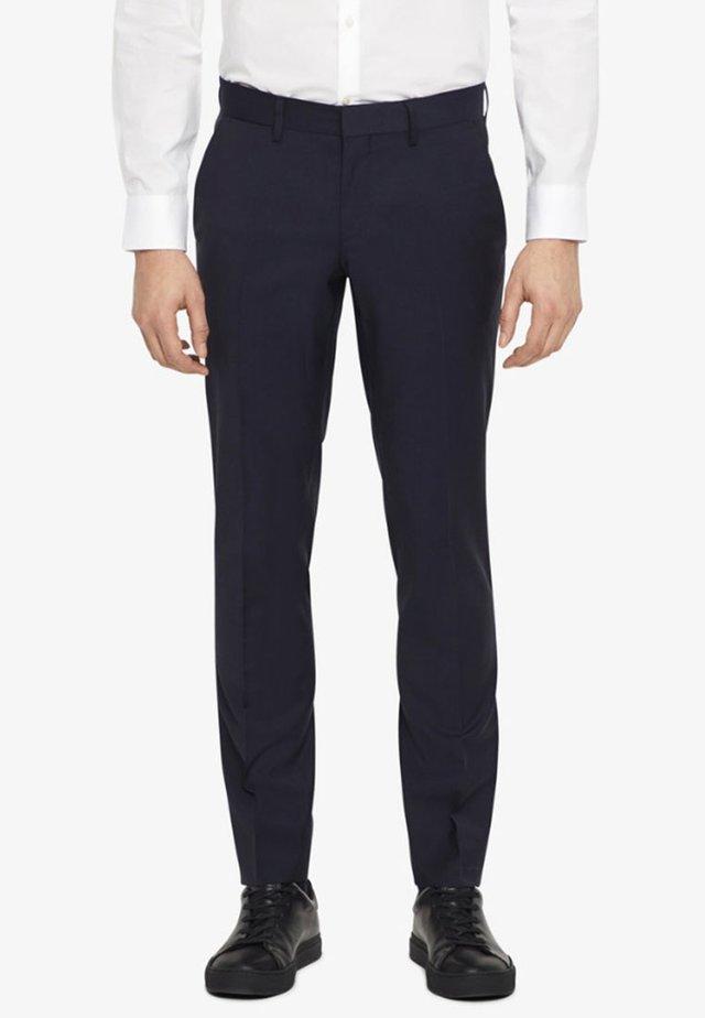 PAULIE TUX - Pantalon de costume - navy