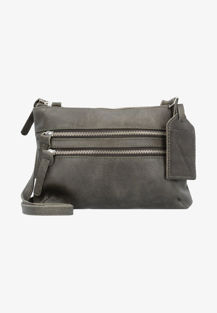 Cowboysbag - TIVERTON - Across body bag - grey