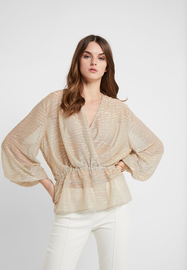 MARYLE - Blouse - beige