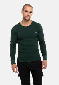 Schiesser Revival - FRIEDRICH - Long sleeved top - grün - 0