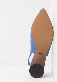 ONLY SHOES - ONLPIXIE HEELED SLINGBACK  - Szpilki - royal blue - 6