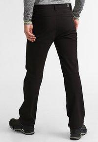 Icepeak - SANI - Outdoor trousers - black - 2
