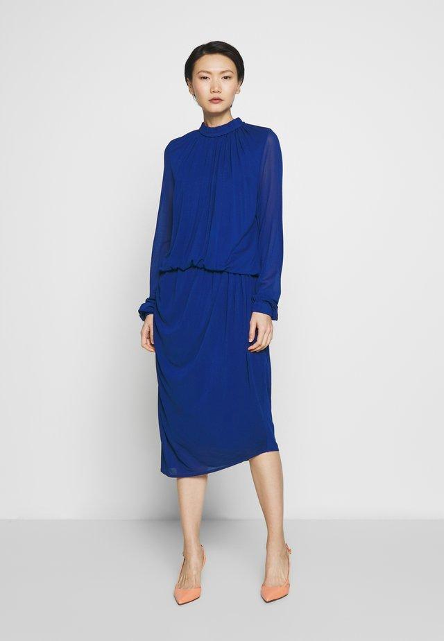 CLERMONT - Day dress - ultramarine